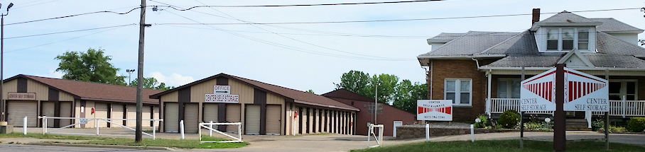 Center Self Storage Jackson Michigan